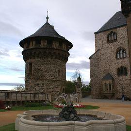 Bild zu Schloss Wernigerode in Wernigerode