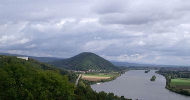 Burgruine Donaustauf in Donaustauf