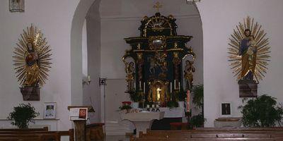 Pfarrkirche St. Martin Premberg in Teublitz