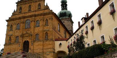 Franziskanerkloster / Mariahilf Bergkirche in Amberg in der Oberpfalz