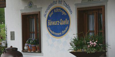 Drexler Bärwurzerei Spirituosenherstellung Hausbrennerei in Kötzting