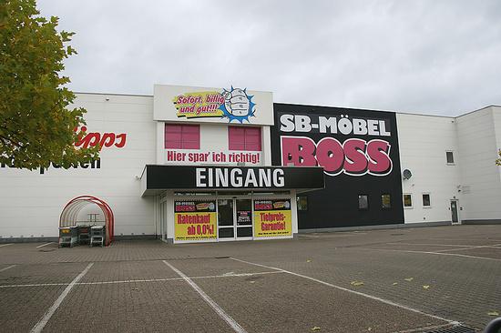 Sb Möbel Boss Handels Gmbh Co Kg 38446 Wolfsburg Heßlingen