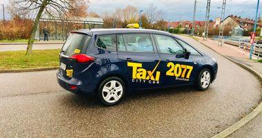 Taxi City Car e. K. in Bruchsal