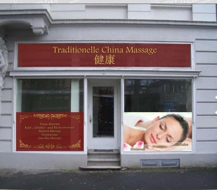 Massage wuppertal china China Massage