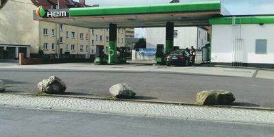 HEM Tankstelle in Helmstedt