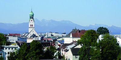 Touristinfo im KU`KO Rosenheim in Rosenheim in Oberbayern