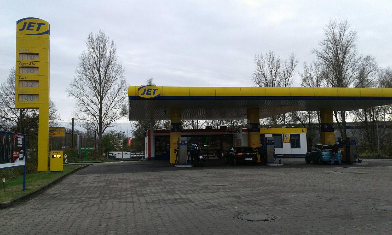 Jet Tankstellen Berlin