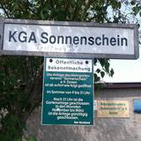 KGA Sonnenschein e.V. Gosen - Mitgliederverein des Regionalverband der Gartenfreunde e.V. Fürstenwalde in Gosen-Neu Zittau