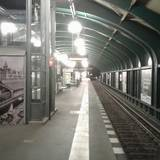 S + U Bahnhof Schönhauser Allee in Berlin