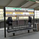 U-Bahnhof Kottbusser Tor in Berlin