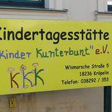 """Kita """"Kinder Kunterbunt"""" e.V. in Kröpelin"""
