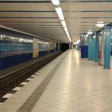 U-Bahnhof Friedrichsfelde in Berlin