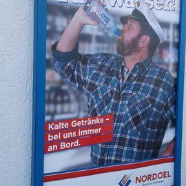 Nordoel Tankstelle in Kröpelin