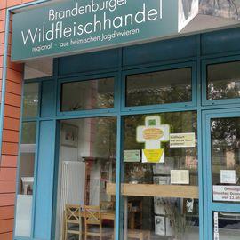 Wildfleischhandel Berlin in Berlin