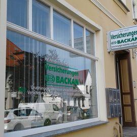 Backan Axel-Rolf Versicherungsbüro in Bad Doberan