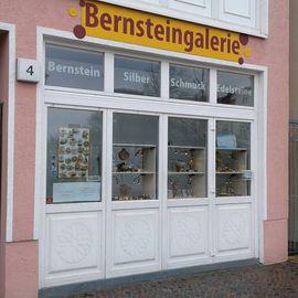 Bild zu Bernsteingalerie in Rostock