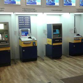 Postbank Finanzcenter in Berlin