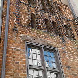 Altstadt Wismar in Wismar in Mecklenburg