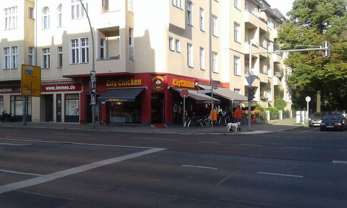 city chicken 3 bewertungen berlin tempelhof tempelhofer damm golocal. Black Bedroom Furniture Sets. Home Design Ideas