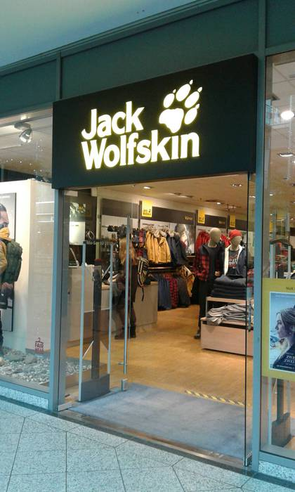 info for 08c95 6a0fa Bilder und Fotos zu Jack Wolfskin Store Berlin Köpenick ...
