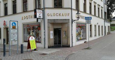 Glückauf-Apotheke in Freiberg in Sachsen