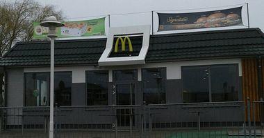 McDonald's Restaurant in Lambrechtshagen