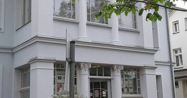 Sparkasse Vorpommern in Ahlbeck Gemeinde Ostseebad Heringsdorf