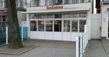Die Eisdiele in Rostock