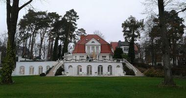 Hotel Villa Contessa Restaurants in Bad Saarow