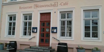 Restaurant Weinwirtschaft in Wismar in Mecklenburg