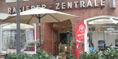 Rasierer-Zentrale in Lüneburg