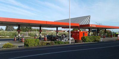 Kaufland Tankstelle in Eiche Süd Gemeinde Ahrensfelde Blumberg