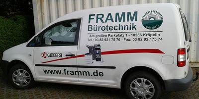 Framm Bürotechnik in Kröpelin