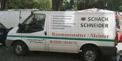 Schachschneider, Silvia in Oranienburg