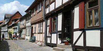Ferienhaus Schlossgarten in Quedlinburg