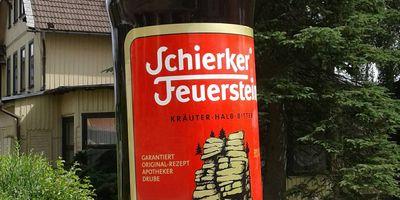 Schierker Feuerstein KG Spirituosenfabrik in Wernigerode Schierke