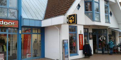 JACK WOLFSKIN STORE OSTSEEBAD BOLTENHAGEN in Ostseebad Boltenhagen