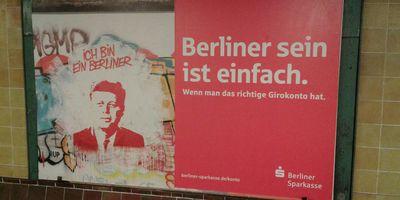 Berliner Sparkasse FinanzCenter Bundesallee in Berlin