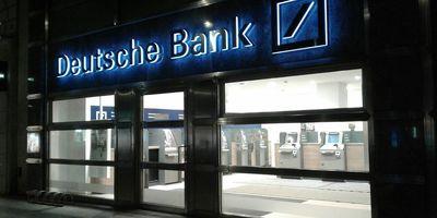 Deutsche Bank in Berlin