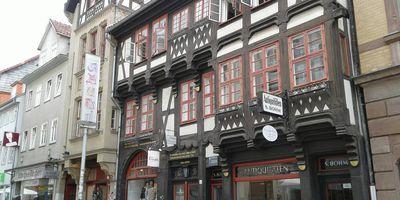 Haus Börner, Fachwerkhaus von 1539 in Göttingen