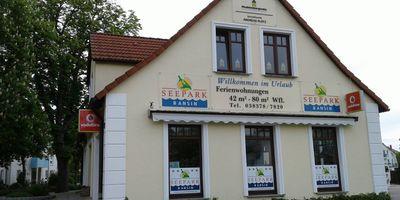 Seepark Bansin -Vermietungsbüro- in Ostseebad Heringsdorf