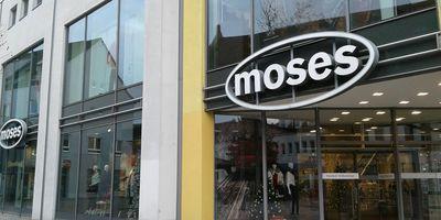 Modehaus Moses Fürstenwalde in Fürstenwalde an der Spree