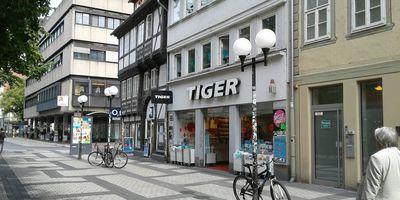 Flying Tiger in Göttingen
