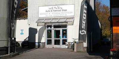 Wenzel Auto & Fahrrad-Shop Fahrradeinzelhandel in Königs-Wusterhausen