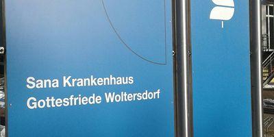 Evang. Krankenhaus Gottesfriede GmbH in Woltersdorf bei Erkner
