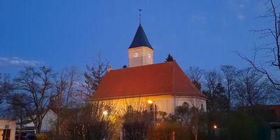 Dorfkirche Gosen in Gosen-Neu Zittau