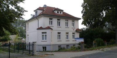 """Villa 1923 """"und der Himmel ist blau"""" in Kröpelin"""