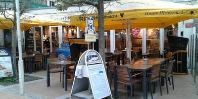 Mecklenburger Backstuben GmbH Backstubencafé in Ostseebad Heringsdorf