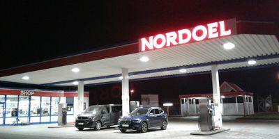 Nordoel Tankstelle - Mandy Markl in Kröpelin