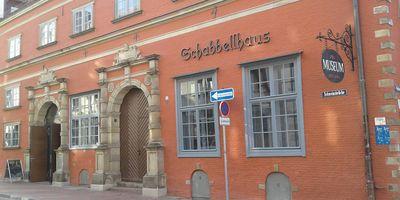 Stadtgeschichtliches Museum Schabbellhaus zu Wismar in Wismar in Mecklenburg